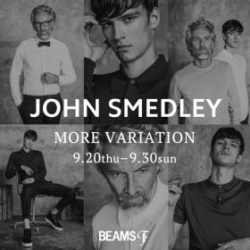 JOHN SMEDLEY MORE VARIATION ~9/30(일)