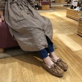 [reentry load!] UGG Australia moccasin shoes♡