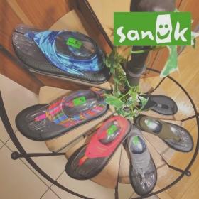 ◆◇ SANUK瑜伽垫子凉鞋 ◇◆